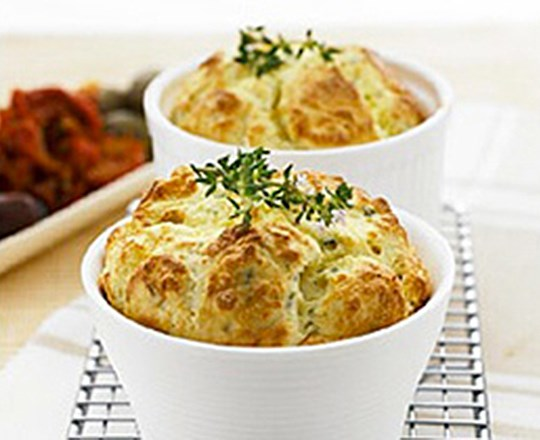Herbed Ricotta Souffle Recipes — Dishmaps