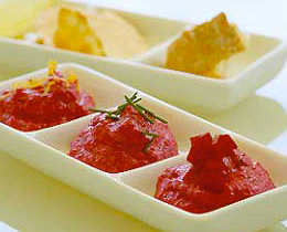 how to make beetroot dip with cream cheese